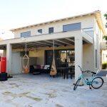 בית איל כפר יונה חצר 3